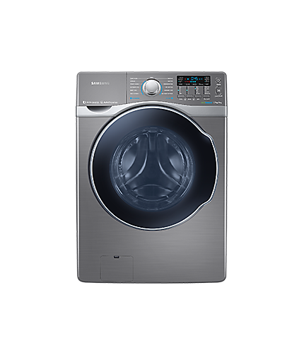 Dryer drawing washing machine. Wd hk combo with