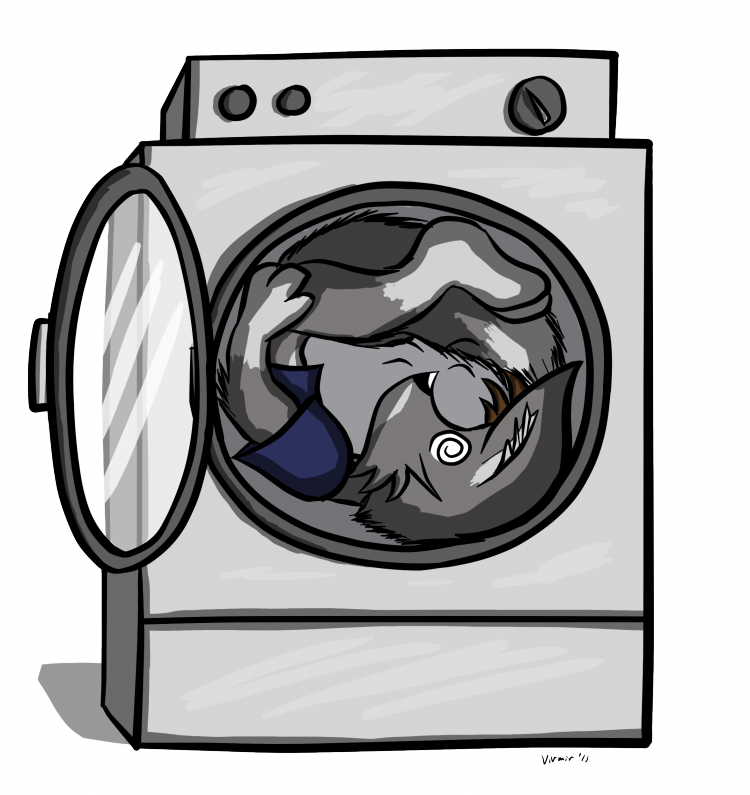 Dryer drawing. Art by virmir tech