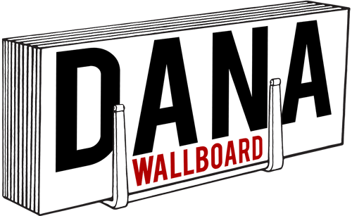 Drywall clip resistant. Products dana wallboard
