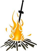 Ds bonfire png. Dark souls challenge run