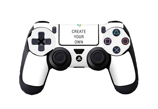 Ds4 buttons png. Design ps controller skins