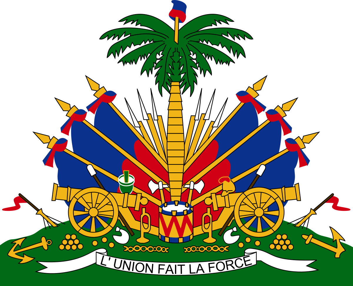 Dsp coat of arms vector png. Education in haiti wikipedia