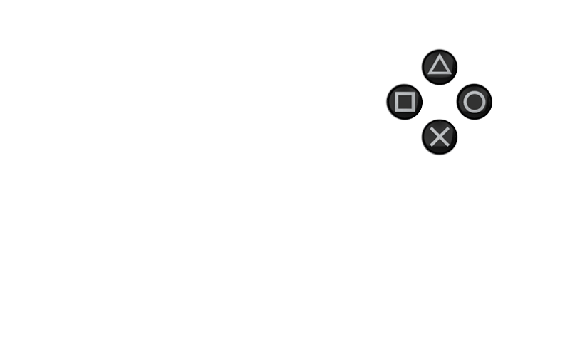 Dualshock 4 buttons png. Customized sony ps controllers
