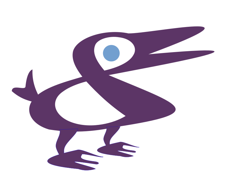 Duck claw. Free clipart chatard