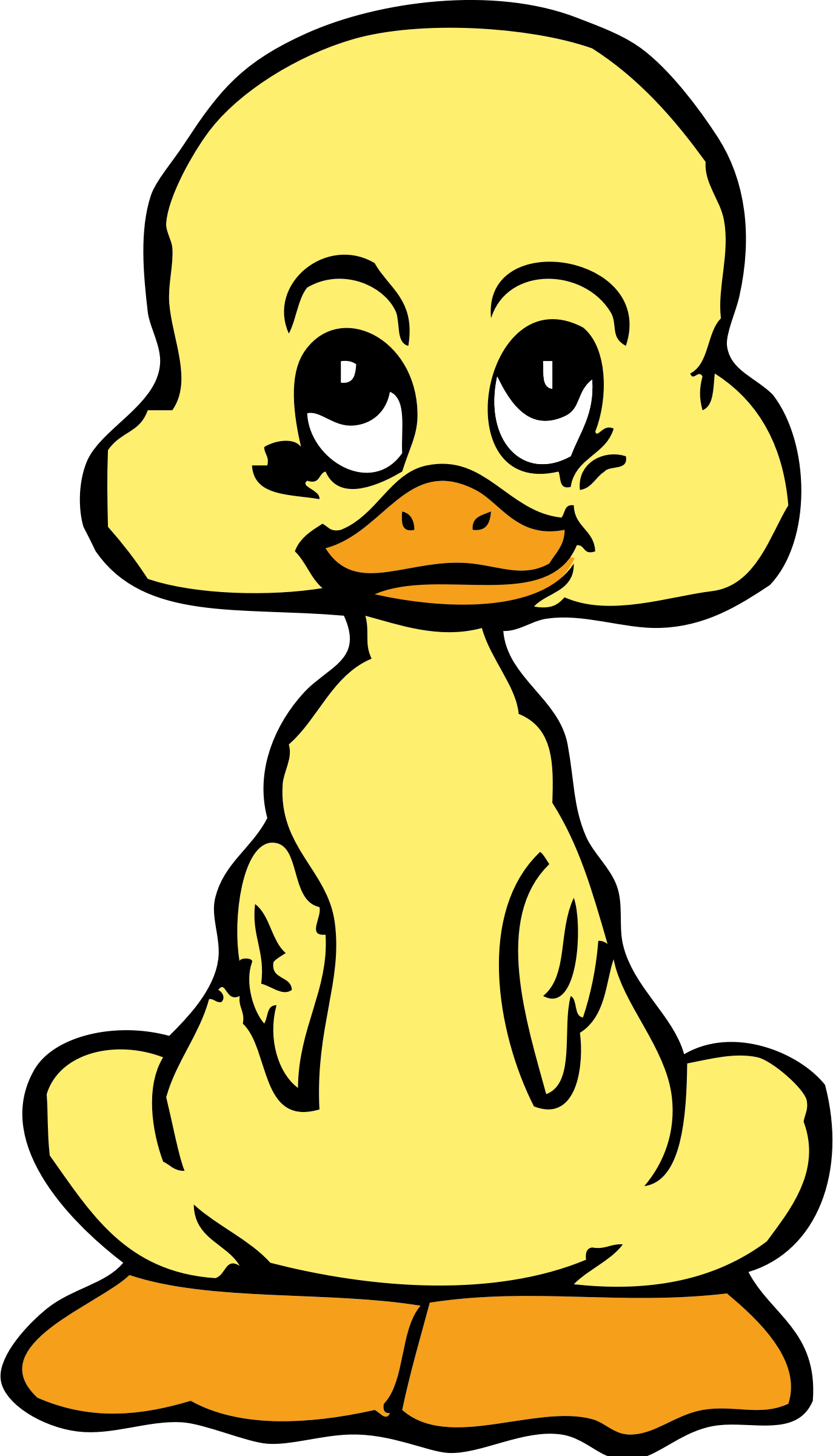 Duck clipart baby duck. Big image png