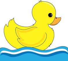 duck clipart cartoon duck