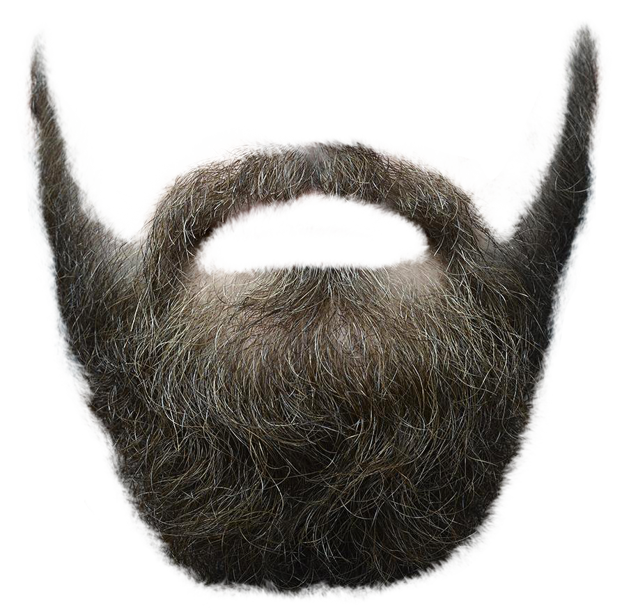 Duck dynasty beard png. Transparent free images only