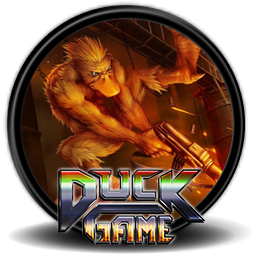 Duck game logo png. Icon by blagoicons on