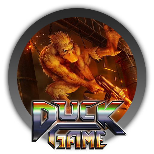 Duck game png. Icon by blagoicons on