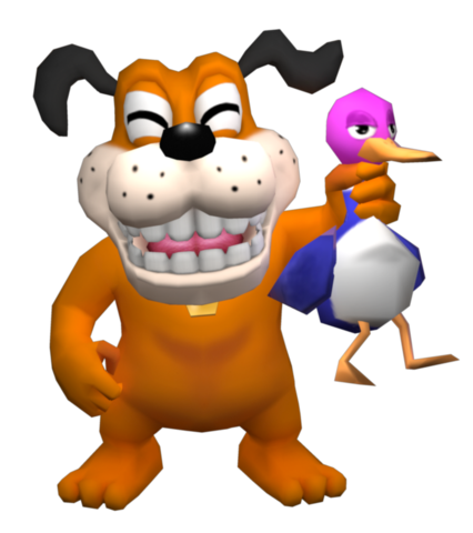 Duck hunt dog png. Image tv dinners wiki