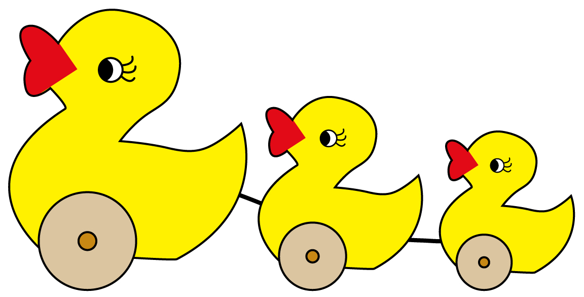 Duck muzzle. Baby duckling clipart free