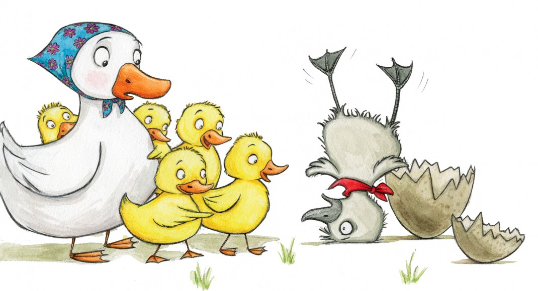 Duckling clipart beautiful. Beauty superficiality and lessons