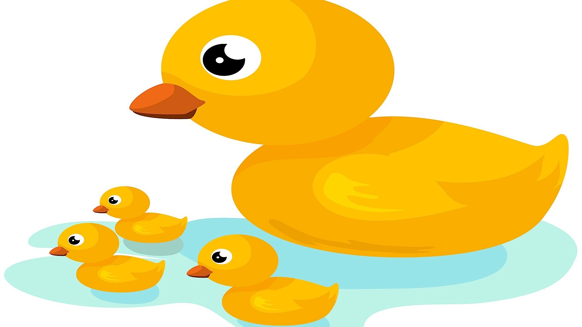 Duckling clipart kid. Miracle duck pictures for