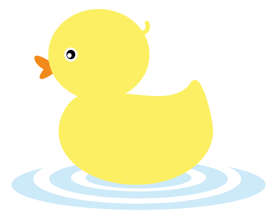 Rubber ducklings infant free. Duckling clipart baby duck vector transparent library