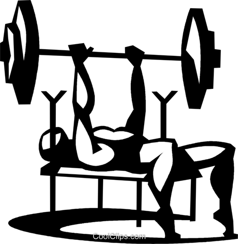 Dumbbell clipart kid. Banner free download