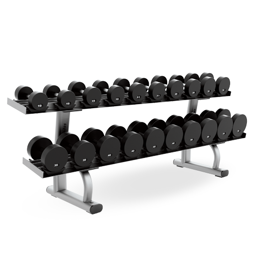 Dumbbell rack png. Two tier posdr life