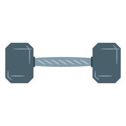 Dumbbell vector png. Top view icon transparent