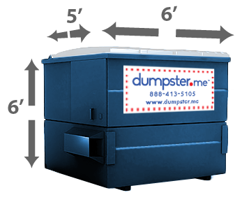 Dumpster transparent 6yd. Duval county florida me