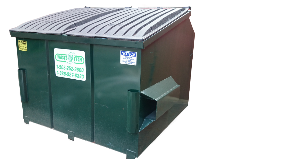 Dumpster transparent residential. Dumpsters service frequency