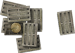 Dundjinni crate png. Stack by hero on