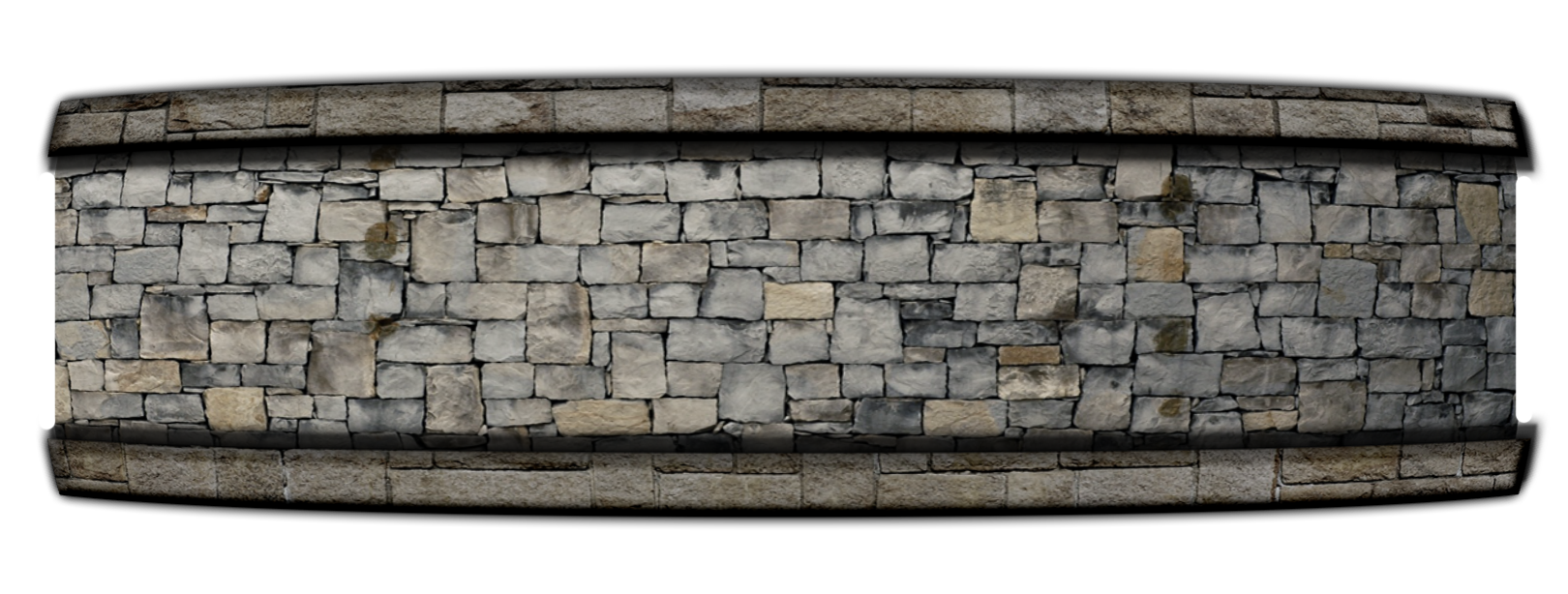 Dungeon wall png. D mapping elements