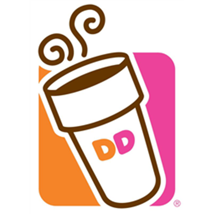Dunkin donut png. Donuts logo roblox
