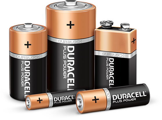 Duracell battery png. Ultra power batteries whether