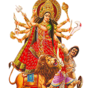 Durga drawing durgaji. Goddess maa png file