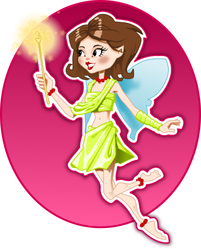 Dust clipart person. Pink clip arts for