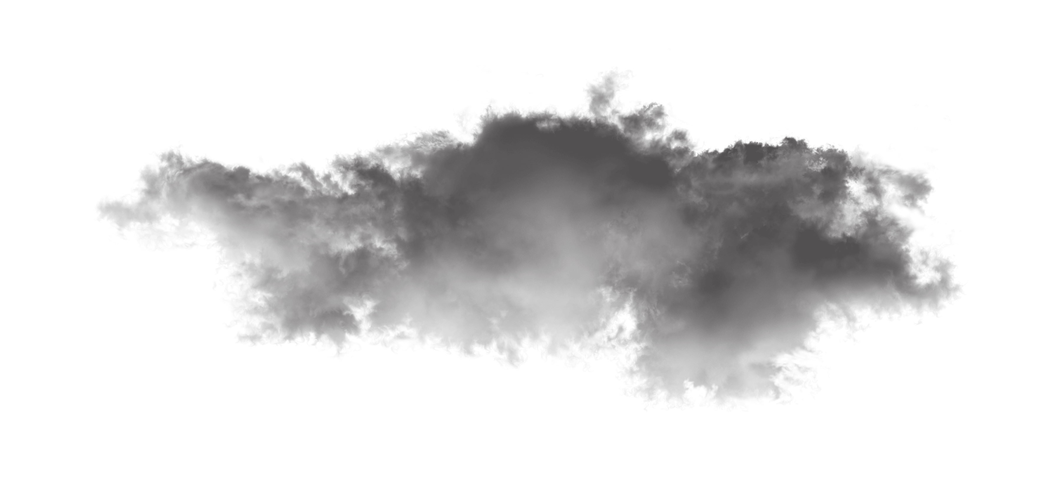 Dust cloud png. Black clouds transprent free