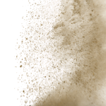 Dust effect png. Textures psd vector eps