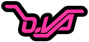 D va razer meka. D.va vector svg black and white stock
