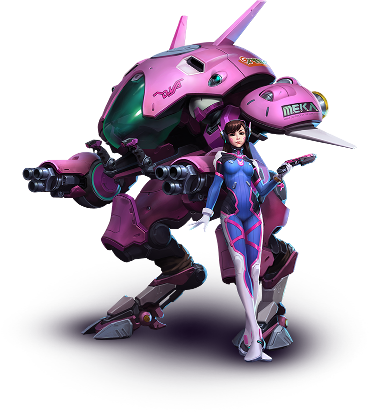 Image d va heroes. D.va png image library library