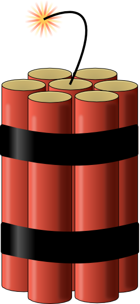Dynamite vector. Png images free download clip library