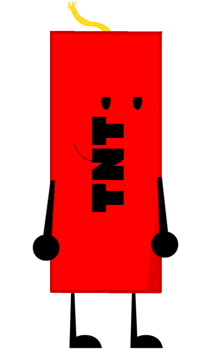 Dynamite transparent bfdi. Image png object shows