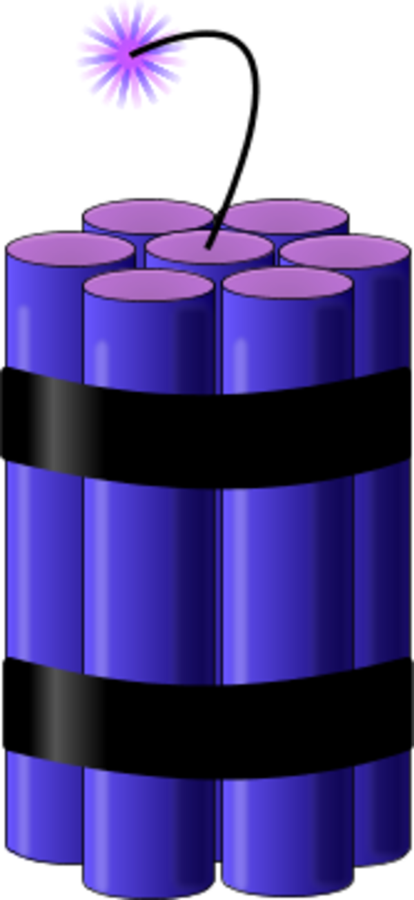 Dynamite vector tnt bomb. Free pictures download clip