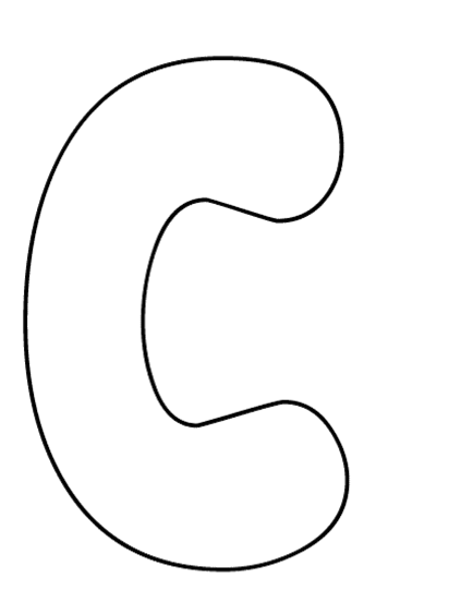 Drawing writing bubble. Free letters cliparts download