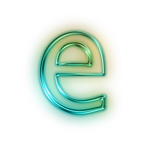 E letter png. Icons vector free and