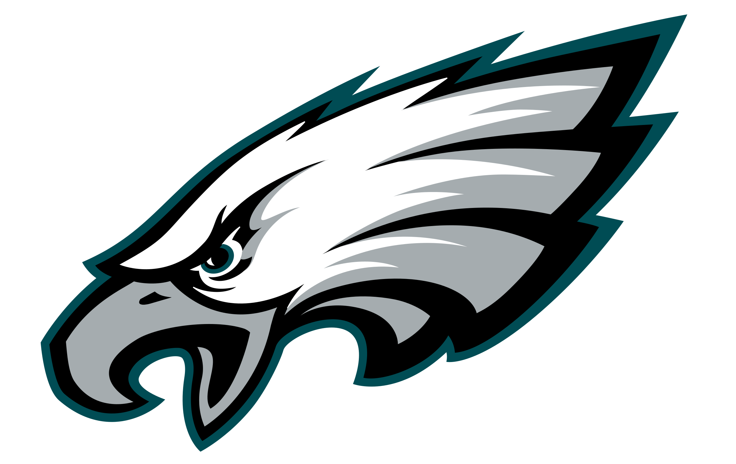Eagle badge png. Philadelphia eagles logo transparent