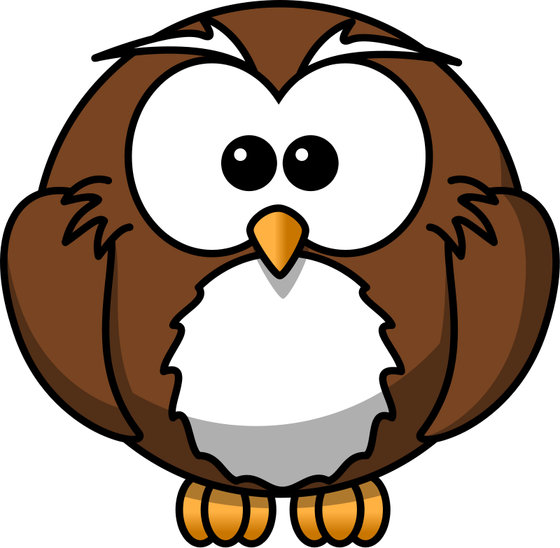 Flying vector barn owl. Free eagle clipart download