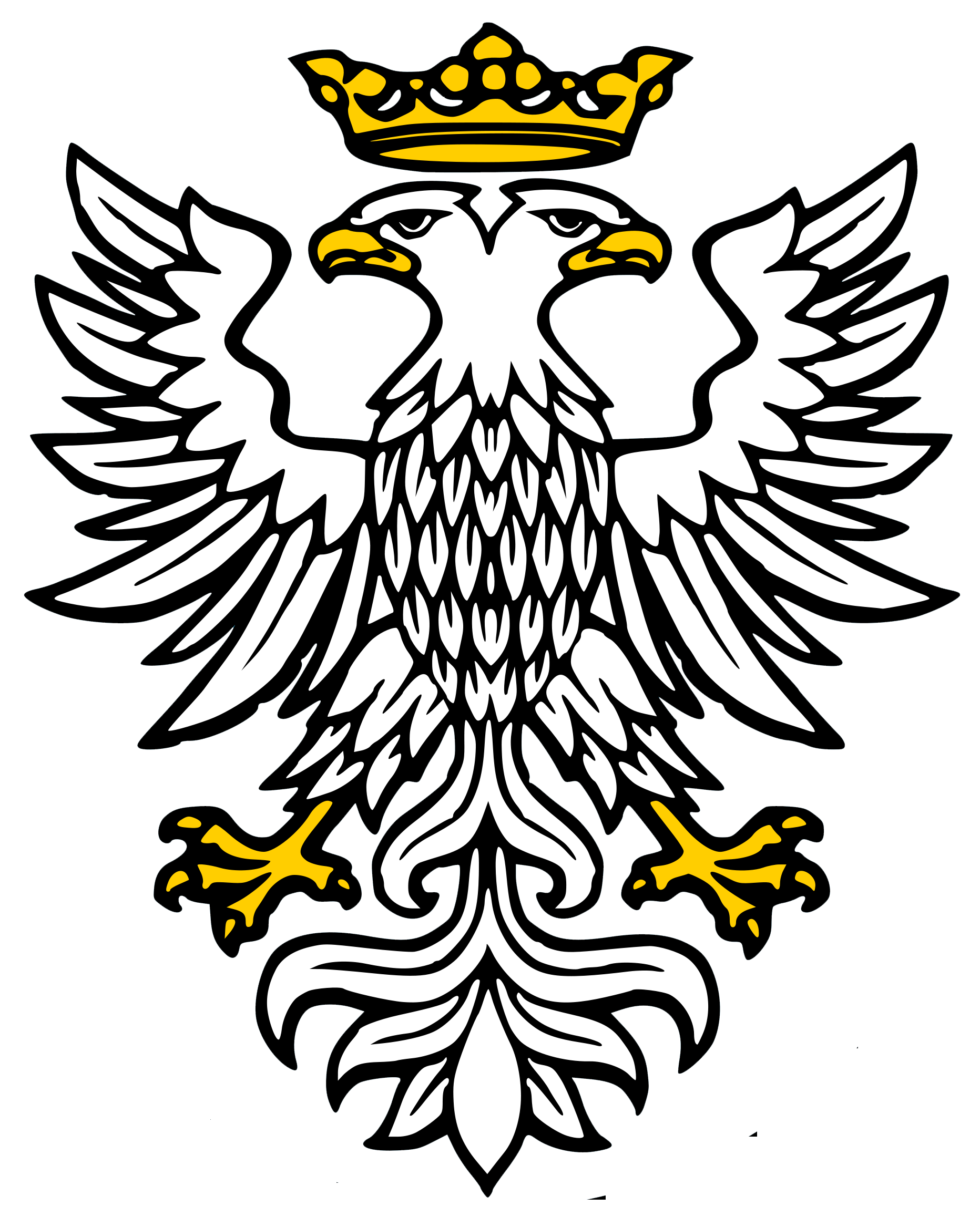 Eagle crest png. File mercian wikimedia commons