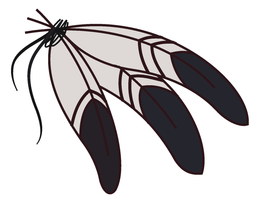 Eagle feathers png. Image feat clipart cutie