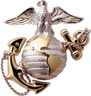 Eagle globe and anchor png. Usmc by climber on
