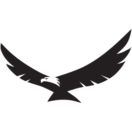 Eagle png logo. Wings high quality image