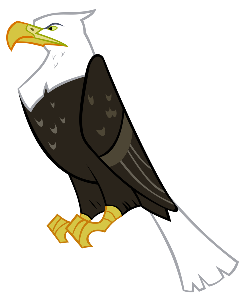 Eagle png vector. Absurd res animal
