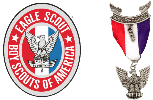 Eagle scout badge png. Scouts