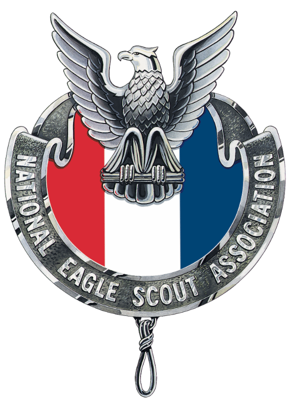 Eagle scout badge png. National service project of