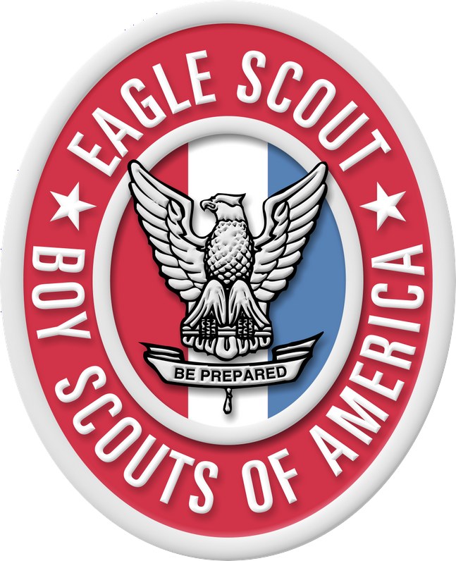 Eagle scout badge png. Large and medal image