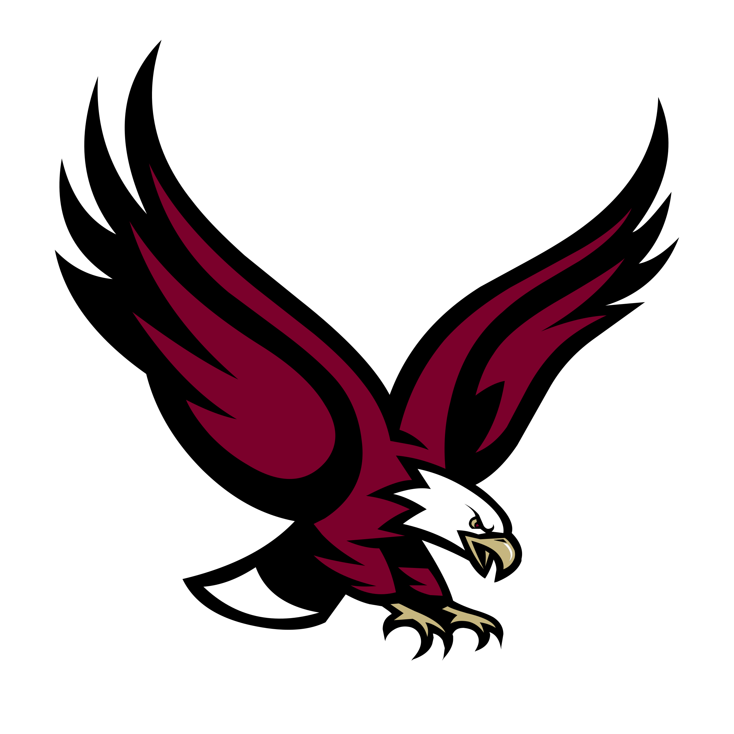 Eagle vector png. Boston college eagles logo