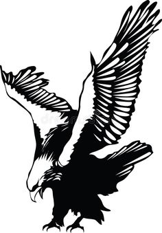 eagles clipart flexing